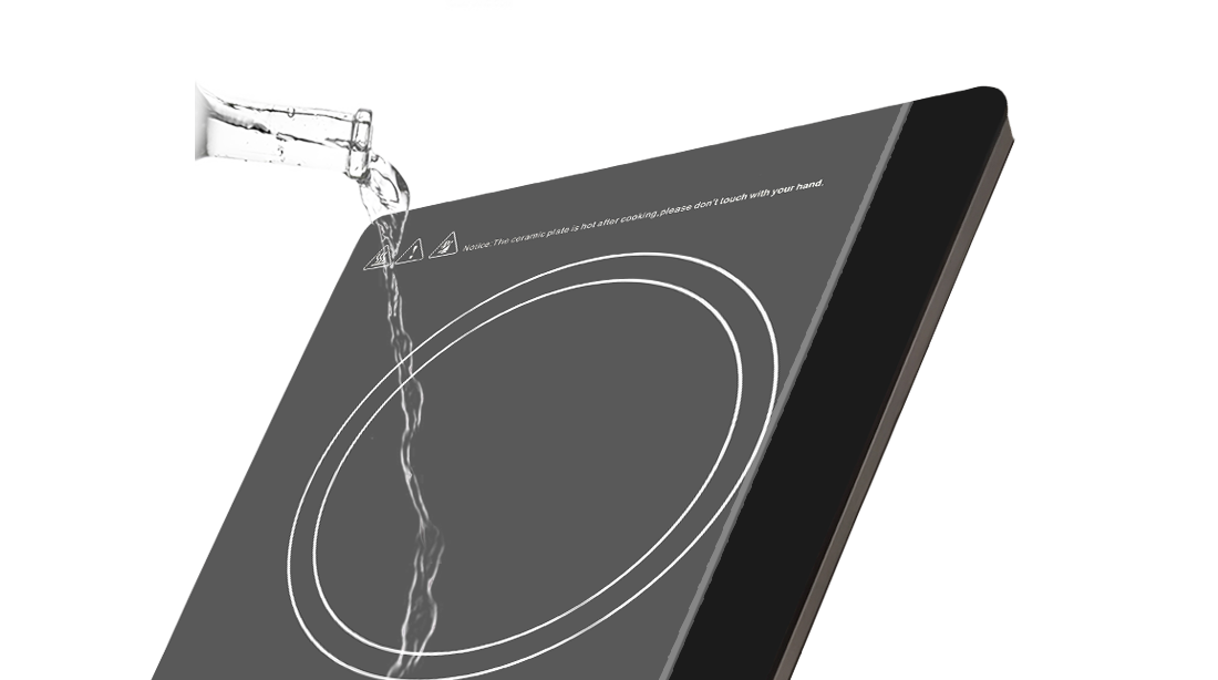 Waterproof and scratch-proof panel