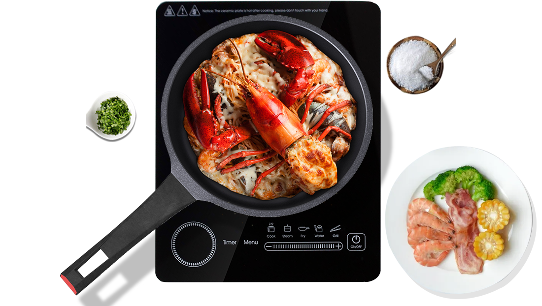 Ultra Thin Induction Cooker
